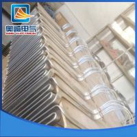 直销供应 不锈钢扁平电热管 食品机械电热管