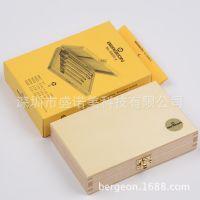 钟表工具 瑞士原装进口BERGEON 30026-A 5支装索钳夹子套装木盒