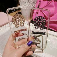 新款克罗心iPhone6/5s/4s手机壳6plus手机套边框透明保护套壳
