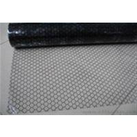 供应深圳透明PVC胶帘0.3mm 黑色 PVC防静电胶帘 PVC网格胶帘0.5mm