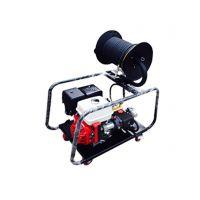 高压管道疏通机RJHT-300疏通彻底,工作简单,移动方便