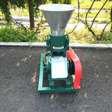 牧草颗粒饲料机价格 成套组合的牧草颗粒饲料机 润丰机械