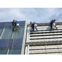 泰州高楼玻璃幕墙清洗专业施工队欢迎光临