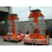 宁波供应海曙套缸式升降机 套缸移动式升降平台