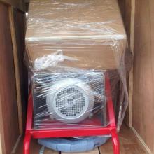 500A型 高压水管道清洗机