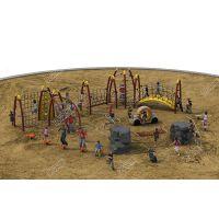 贝尔康新款幼儿园户外玩具攀爬球攀爬架组合迷宫球大型玩具