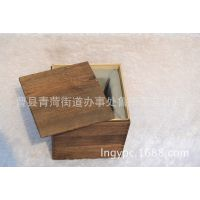 高档木盒定做 木制礼品盒 创意大气简约版包装木盒 木头盒子 特价