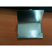 广州金属名片盒制作深圳不锈钢名片盒生产厂家