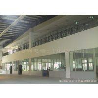 沙井沙二钢结构工程装修公司 厂房地坪漆翻新装修