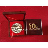 周年纪念大铜章_客户设计制作纪念高浮雕大铜章 加工大铜章