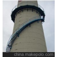 全国烟囱制作安装旋转型爬梯施工公司