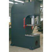 供应泰力钢板冲孔单臂液压机 福建热销大型单臂液压机