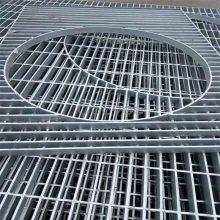 旺来热镀锌钢格栅 格栅板价格 网格板价格