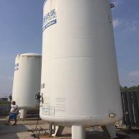 二手15立方液氩液氧液氮储罐