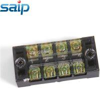 赛邦 通用接线端子 固定式接线板 接线排 25A 600V TB-2504