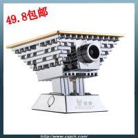 【一件代发】创意私模S27摄像头高清金属高端USB2.0数码摄像头