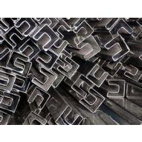 专业供应冷拔异形钢管 八角管  D形管  各种异形钢管