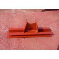 管道支吊架,立管焊接单板.双板,横担弹簧用焊接管座   齐鑫