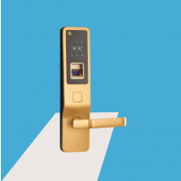 指纹锁 刷卡指纹密码锁 感应锁指纹锁