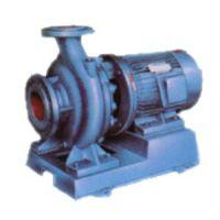 ISW卧式管道泵 ISW单级管道离心泵 单级管道泵