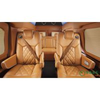 GMC航空椅/GMC商务车内饰座椅改航空座椅