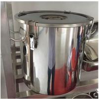 广州方联供应不锈钢抱箍桶、不锈钢密封桶