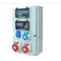 非标定做检修插座箱 工业防水插头箱厂车间用工地用 移动电源箱