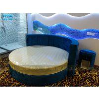 上海漫炫情趣床厂家-情趣酒店水床-电动床-酒店圆床-水床图片