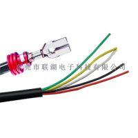 联湖全自动端子压着扭线沾锡伺服机(超短单线单压单沾)LH-S80