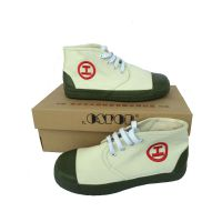 焦作天狼厂家供应正品改良解放鞋工作鞋作训鞋经典高帮帆布鞋天狼鞋