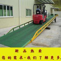 济南浩龙升降机械制造有限公司生产、 现货供应、货车装车卸车架、集装箱装卸桥