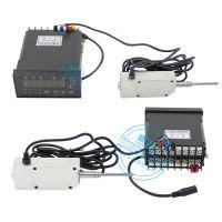 顺丰金线性测微计0-12mm容栅 百分测微计 位移传感器数显千分表 百分表 接PLC单片机