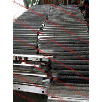 烧结环冷机漏风处理钢刷 电厂柔性台车组件密封钢刷