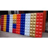 阜阳三维扣板厂金属三维扣板批发3D立体广告装饰扣板价格