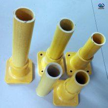 玻璃钢拉挤围栏圆管管件 华强公司 专供包头