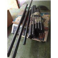 耐酸硷高硬度PEEK棒 耐高温PEEK棒 深圳黑色PEEK棒厂家低价批发