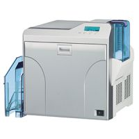 供应DNP斯科德CX80D专业再转印证卡打印机工作证打印机