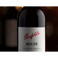 澳洲奔富酒庄 BIN28卡琳娜设拉子红葡萄酒 2012年奔富28
