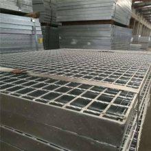 钢格栅平台,走道钢格栅平台盖板,钢格板生产厂家