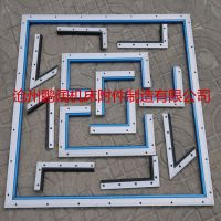 多形状机床导轨刮屑板按需定制鹏阔制造
