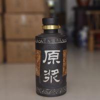 景德镇陶瓷酒瓶酒坛厂家 手工雕刻原浆酒坛子价格 复古酒坛批发