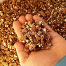 1-3厘米金黄膨胀蛭石价格,河北金黄膨胀蛭石厂家
