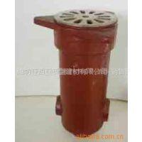 供应柔性抗震铸铁排水管件-不锈钢地漏