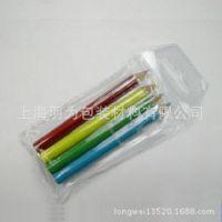DD专业批发订做圆柱形化妆品透明袋 pvc高频袋 多功能笔袋