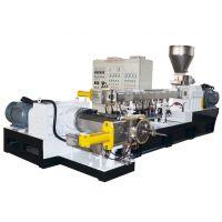 南京塑料造粒机 65-150双阶式(双螺杆/单螺杆)挤出机 塑料造粒机械 塑料回收造粒机组