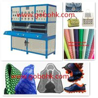 Maunfacture price for sports shoes upper making machine