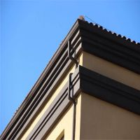 市政雨水管道 定制天沟成品 落水系列 檐沟排水系统 雨水斗安装 厨房落水管