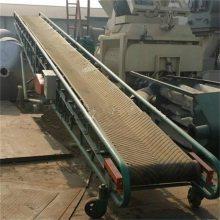 沙石皮带输送机厂家安装 长期生产订购 大规模皮带机