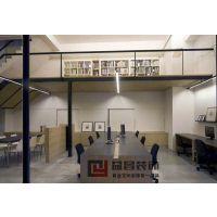 复式办公室装修设计案例