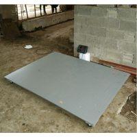 无锡电子地磅 耀华3mx1.5m废旧物资回收站1吨2吨3吨小地磅称价格
